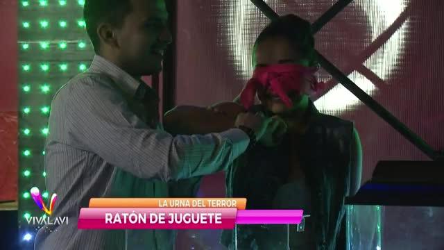 De Llevó Susto Se Con Que El Un Ratón Emily Juguete Quiñones 1JlcuFK5T3