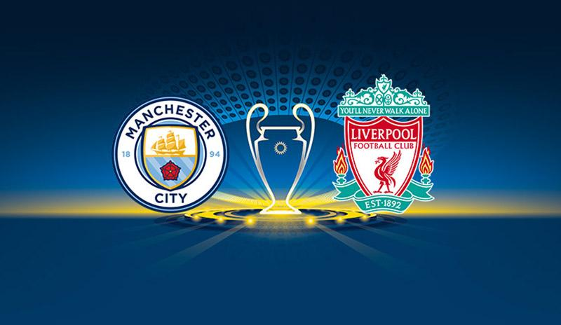 Manchester City x Liverpool - Champions League | 17-18 - Quartas de Final - Volta