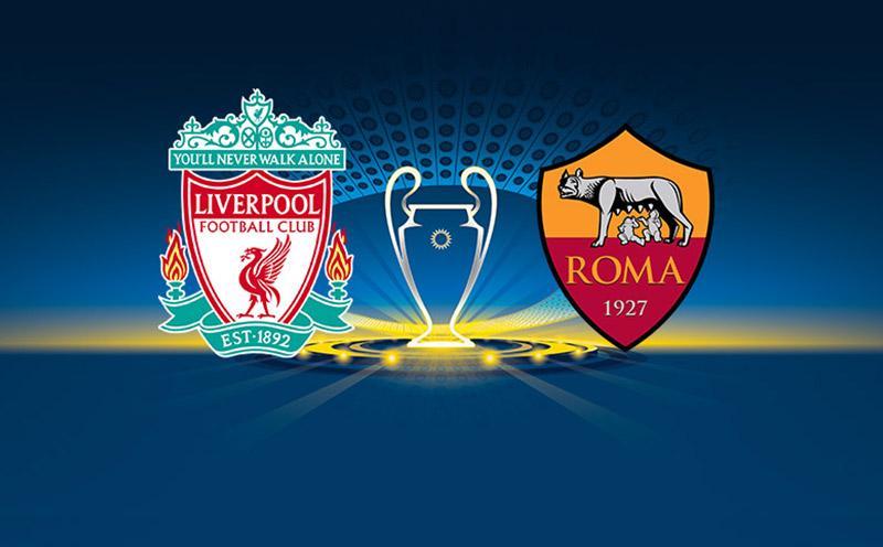 Liverpool x Roma - Liga dos Campeões - Semifinal - Ida