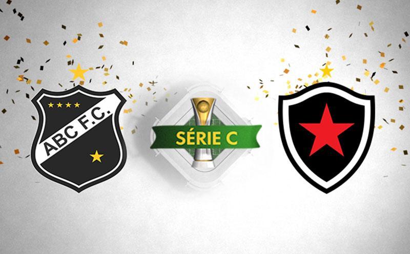 ABC X Botafogo-PB - Série C - 4ª Rodada