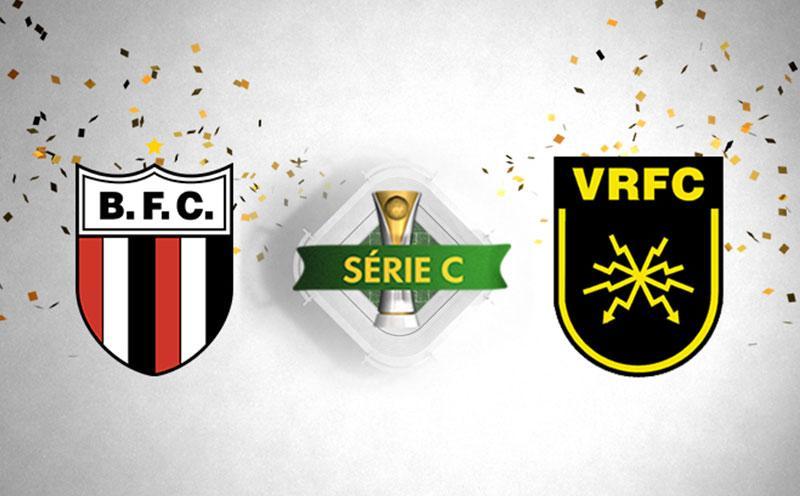 Botafogo-SP x Volta Redonda - Série C - 4ª Rodada