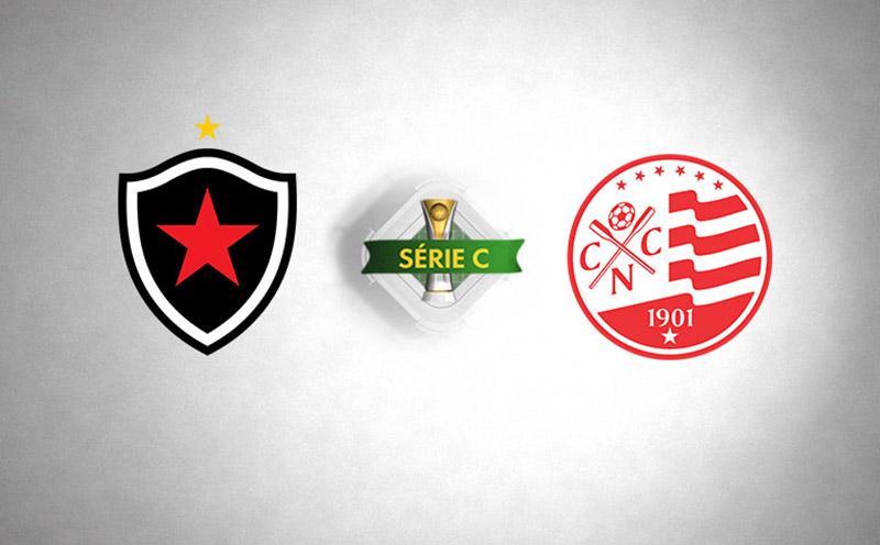 Botafogo PB x Nautico - Série C - 2ª Rodada