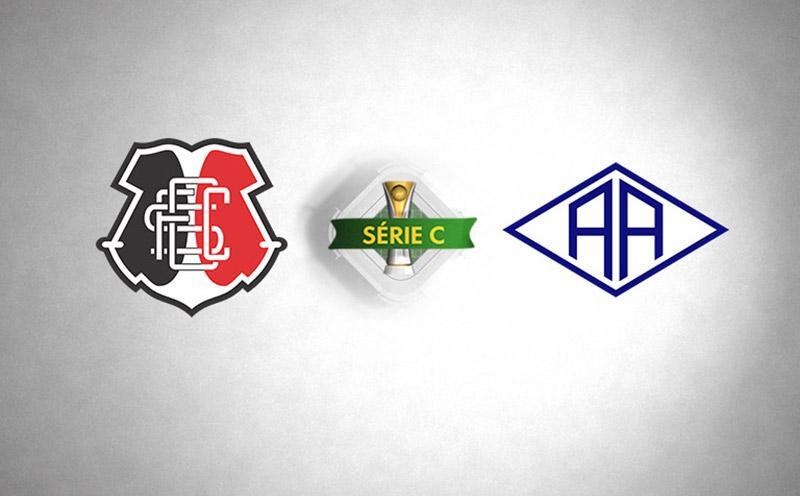 Santa Cruz x Atletico AC - Série C - 2ª Rodada