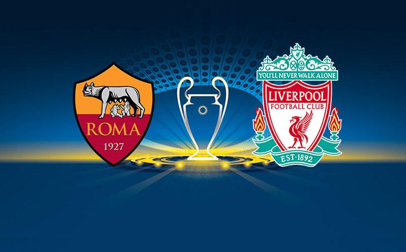 Roma x Liverpool - Semifinal - UCL
