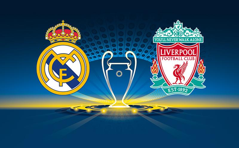Real Madrid x Liverpool - Champions League - Final