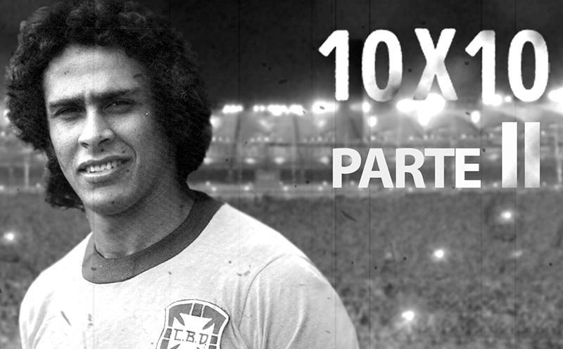 10 x 10 - EP. 12 - Roberto Dinamite