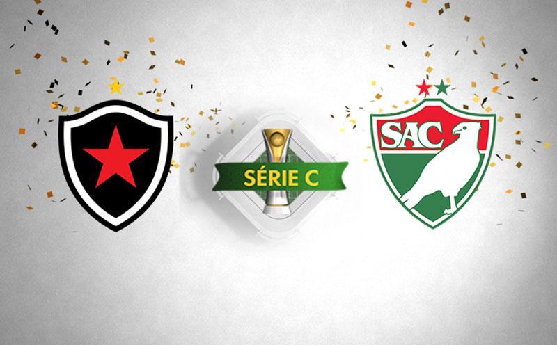 Botafogo-PB x Salgueiro - Campeonato Brasileiro - Série C - 10ª Rodada