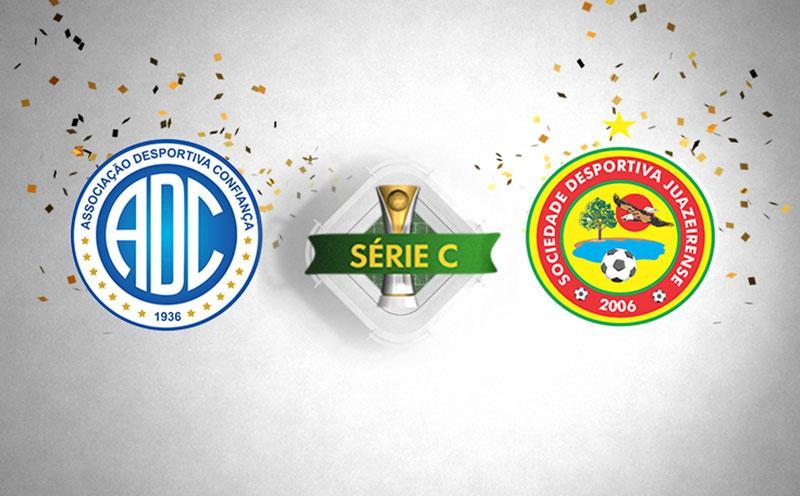 Confiança x Juazeirense - Campeonato Brasileiro - Série C - 10ª Rodada
