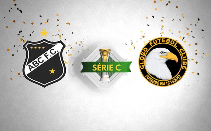 ABC x Globo - Campeonato Brasileiro Série C - 10ª Rodada