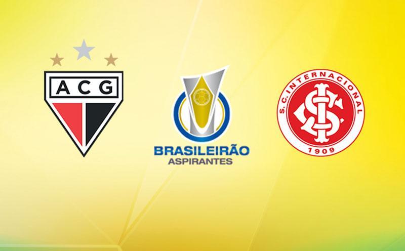 Atlético-GO x Internacional - Campeonato Brasileiro de Aspirantes - 1ª Rodada