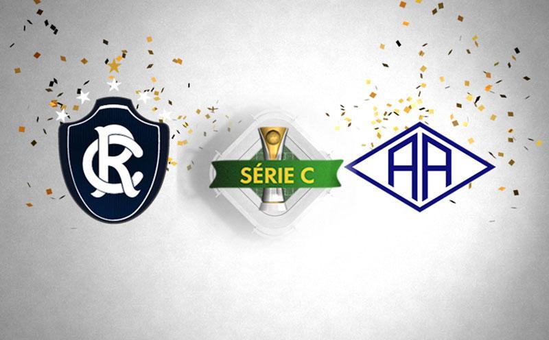 Remo x Atlético AC - Campeonato Brasileiro Série C - 10ª Rodada