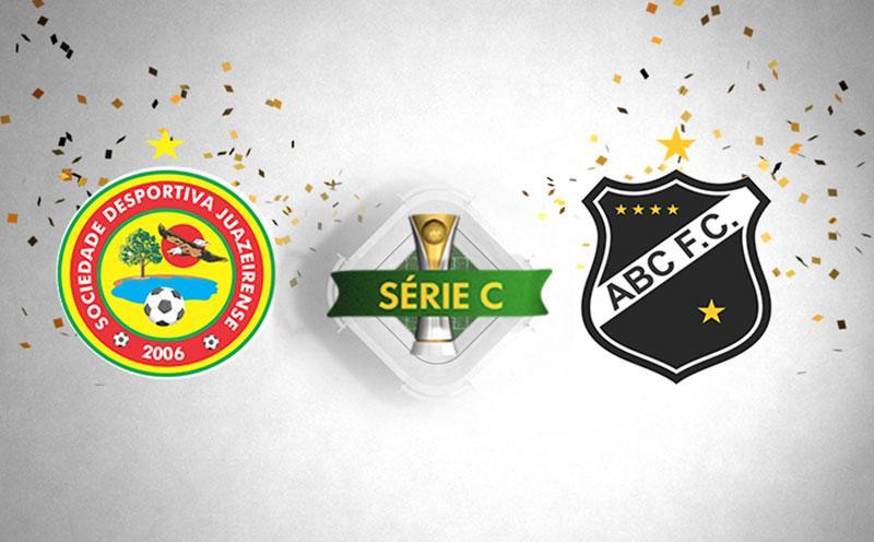 Juazeirense x ABC - Campeonato Brasileiro Série C - 11ª Rodada