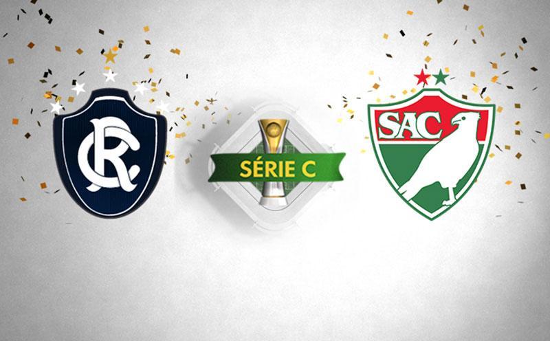 Remo x Salgueiro - Campeonato Brasileiro - Série C - 8ª Rodada