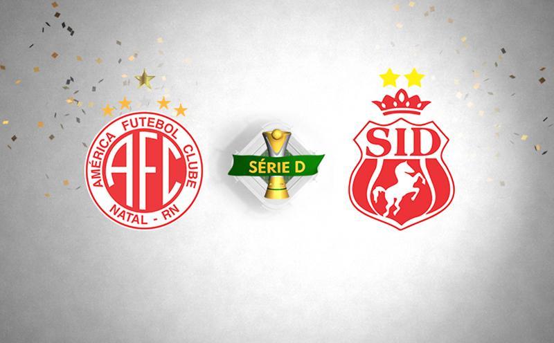 América x Imperatriz - Campeonato Brasileiro - Série D - 2ª Rodada - 2ª fase