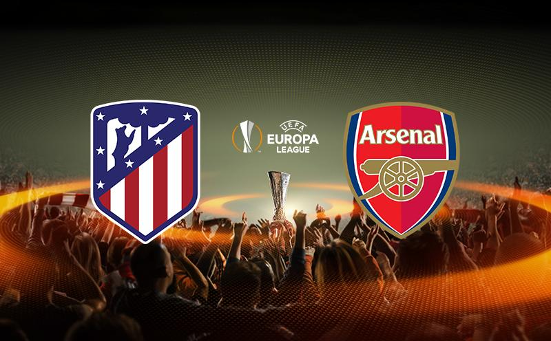Atlético de Madrid x Arsenal - Europa League - Semifinal - Volta