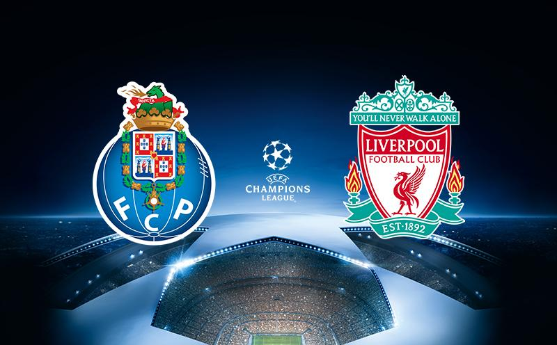 Porto x Liverpool - Champions League | 17-18 - Oitavas de Final - Ida