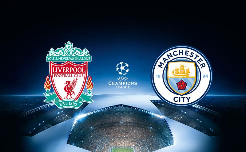 Liverpool x Manchester City - Champions League | 17-18 - Quartas de Final - Ida