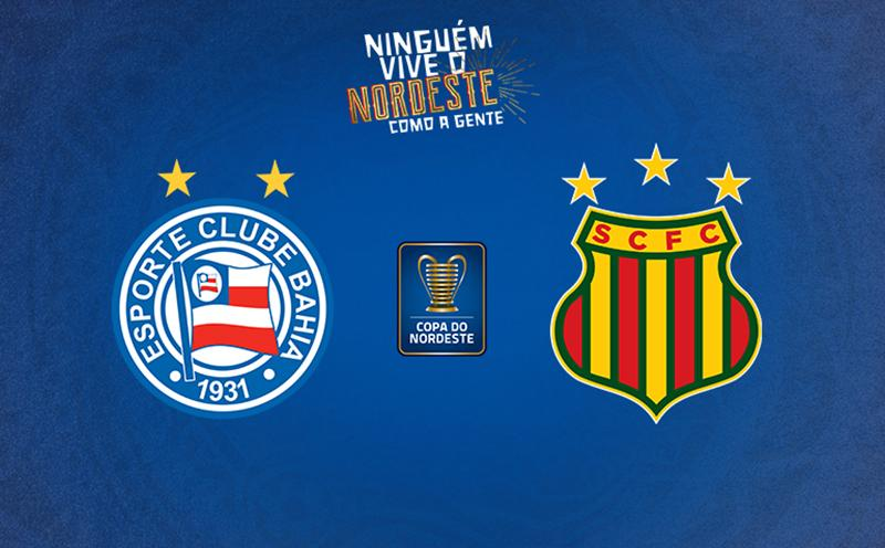 Bahia x Sampaio Corrêa - Final Copa do Nordeste - Volta