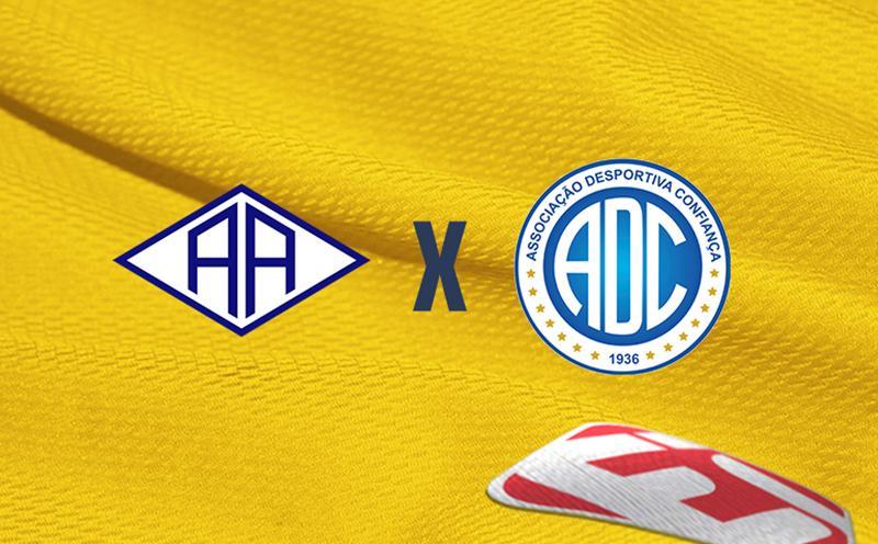 Atlético-AC x Confiança - Brasileirão Série C - 17ª Rodada