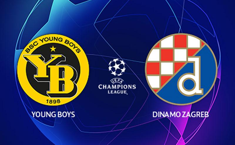 Young Boys x Dínamo Zagreb - Champions League - Playoffs - Ida