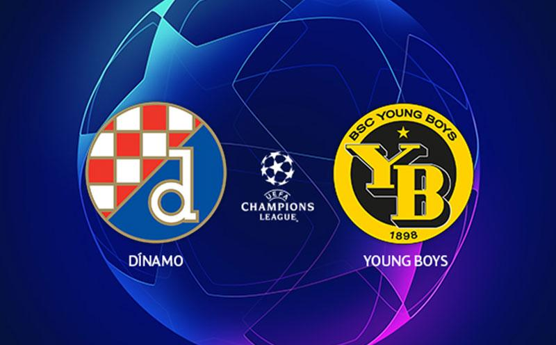 Dínamo Zagreb x Young Boys - Champions League - Playoffs - Volta