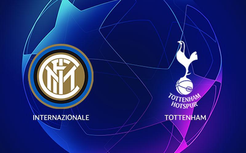Inter de Milão x Tottenham - Champions League - Fase de Grupos - 1ª Rodada