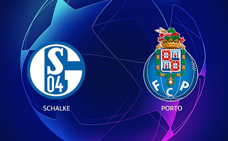 Schalke 04 x Porto - Champions League - Fase de Grupos - 1ª Rodada