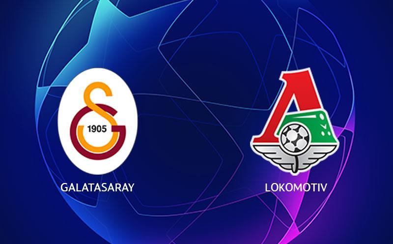 Galatasaray x Lokomotiv Moscou - Champions League - Fase de Grupos - 1ª Rodada
