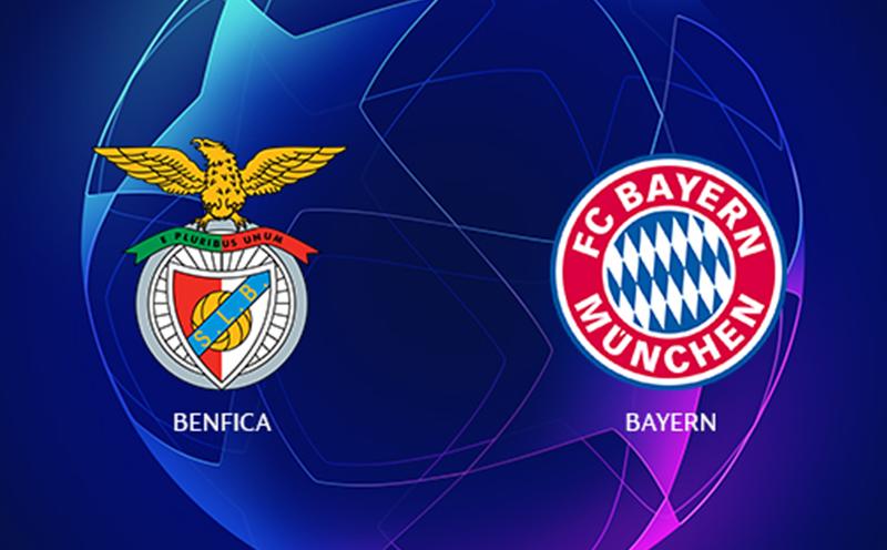 Benfica x Bayern de Munique - Champions League - Fase de Grupos - 1ª Rodada