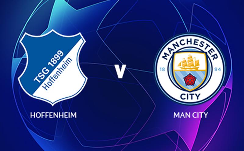 Hoffenheim x Manchester City - Champions League - Fase de Grupos - 2ª Rodada