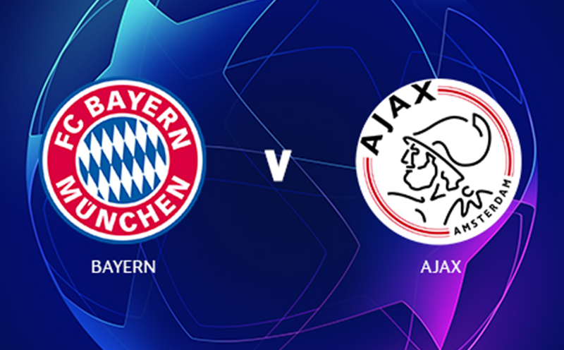 Bayern de Munique x Ajax - Champions League - Fase de Grupos - 2ª Rodada