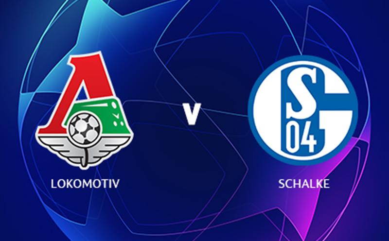 Lokomotiv Moscou x Schalke 04 - Champions League - Fase de Grupos - 2ª Rodada