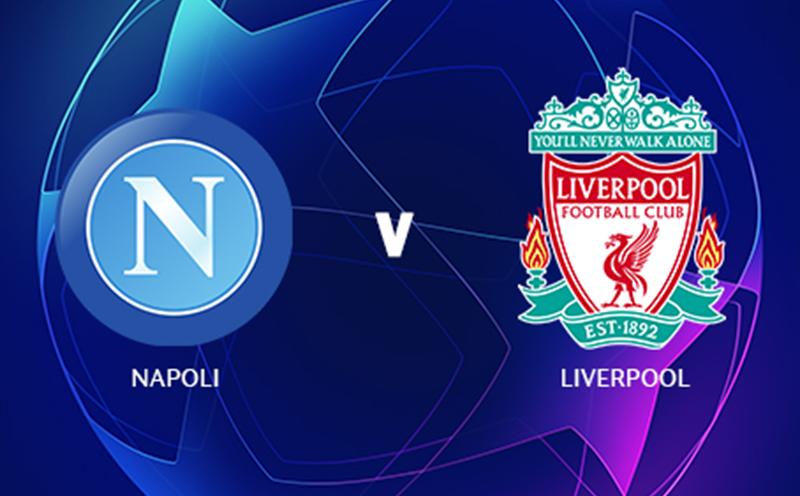 Napoli x Liverpool - Champions League - Fase de Grupos - 2ª Rodada