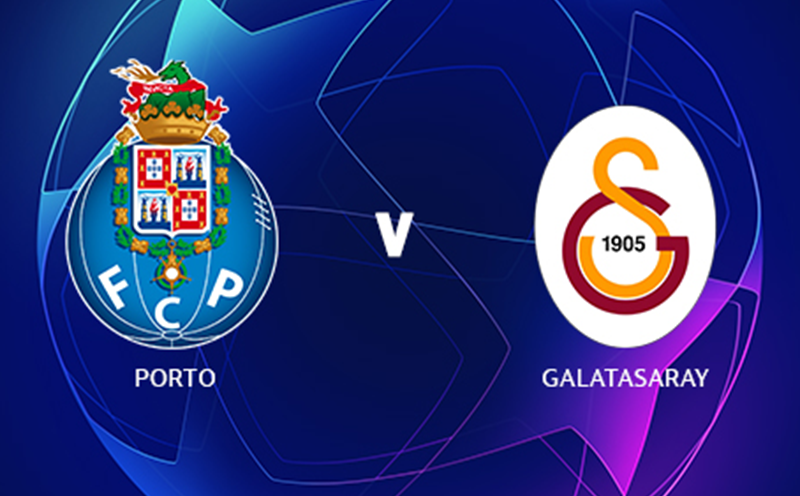 Porto x Galatasaray - Champions League - Fase de Grupos - 2ª Rodada