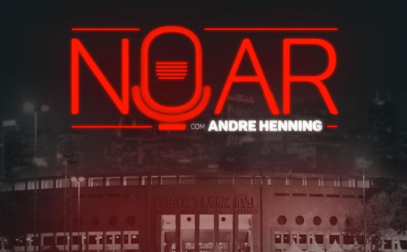 No Ar com André Henning - Convidado: Oscar Schmidt