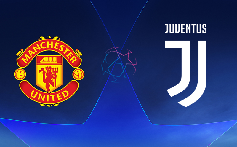 Manchester United x Juventus - Champions League - Fase de Grupos - 3ª Rodada