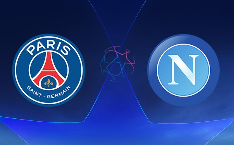 PSG x Napoli - Champions League - Fase de Grupos - 3ª Rodada