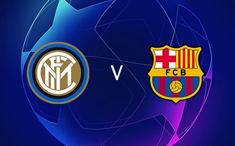 Inter de Milão x Barcelona - Champions League - Fase de Grupos - 4ª Rodada