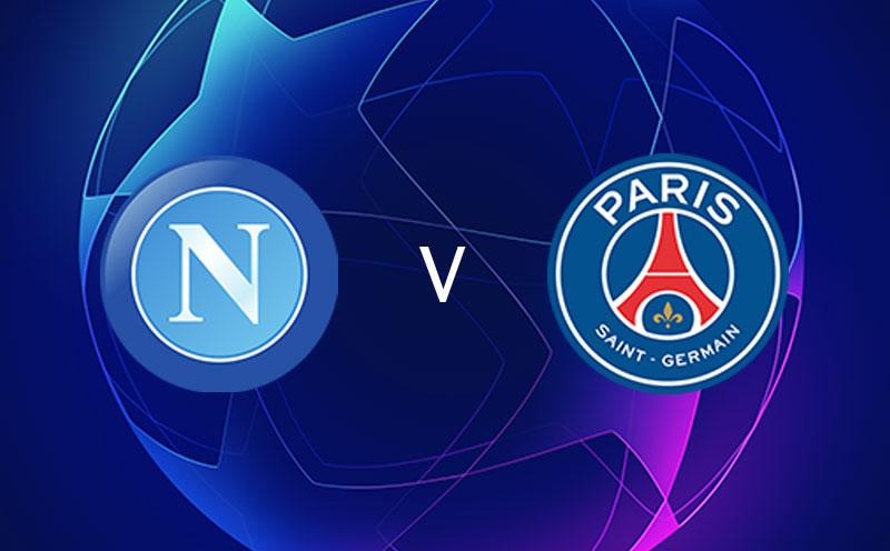 Napoli x PSG - Champions League - Fase de Grupos - 4ª Rodada