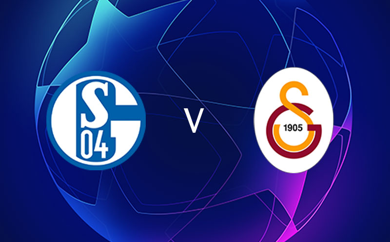 Schalke 04 x Galatasaray -  Champions League - Fase de Grupos - 4ª Rodada