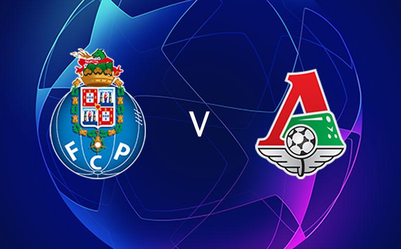 Porto x Lokomotiv Moscou - Champions League - Fase de Grupos - 4ª Rodada