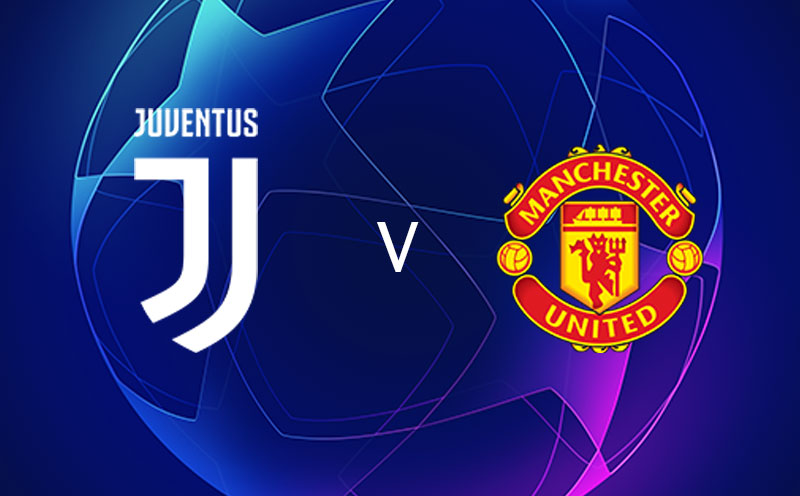 Juventus x Manchester United - Champions League - Fase de Grupos - 4ª Rodada