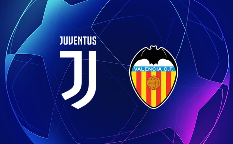 Juventus x Valencia - 5ª Rodada