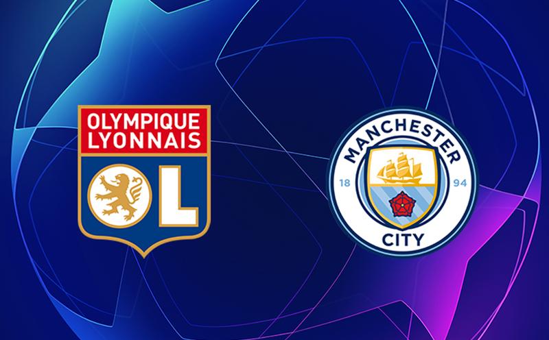 Lyon x Manchester City - 5ª Rodada