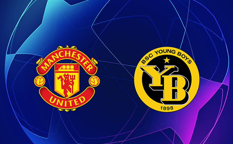 Manchester United x Young Boys - 5ª Rodada