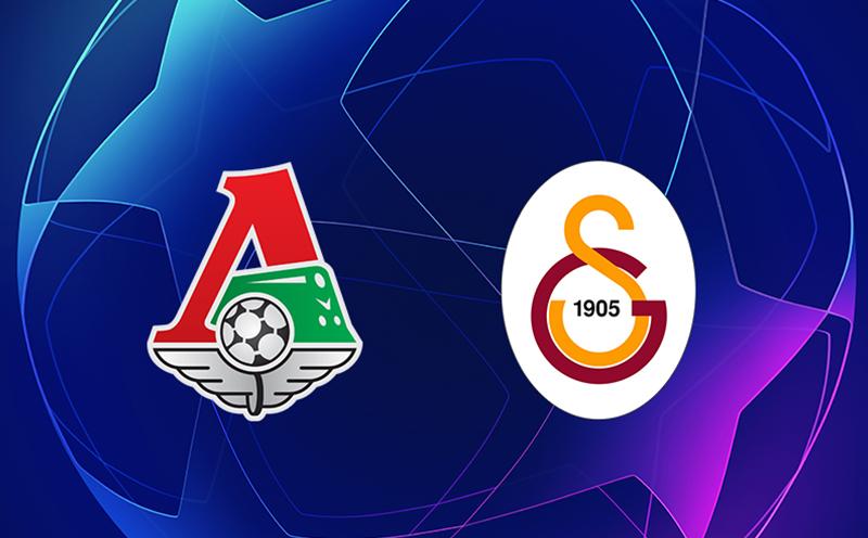 Lokomotiv Moscou x Galatasaray - 5ª Rodada