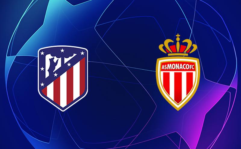 Atlético de Madrid x Mônaco - 5ª Rodada