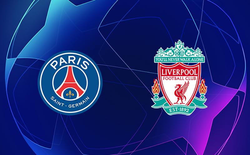 PSG x Liverpool - 5ª Rodada