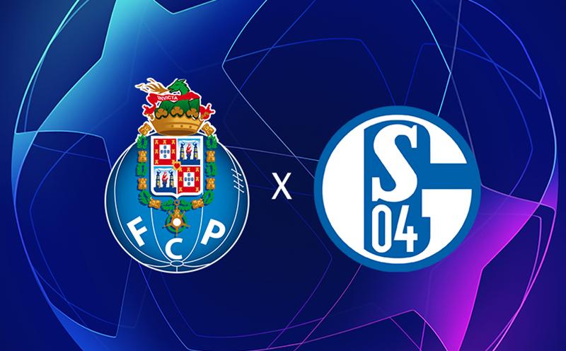 Porto x Schalke 04 - 5ª Rodada