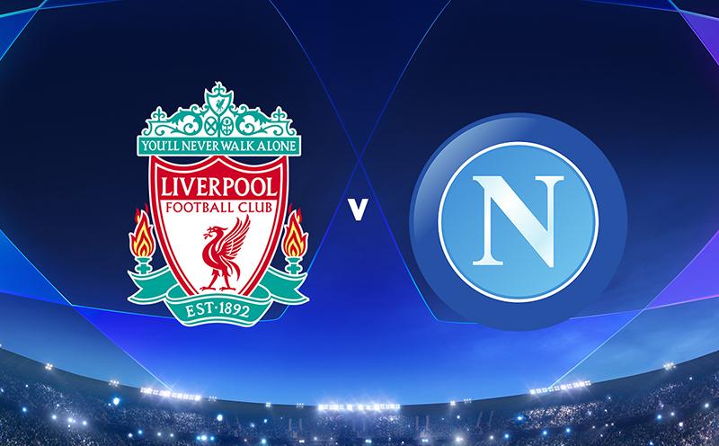 Liverpool x Napoli - 6ª Rodada